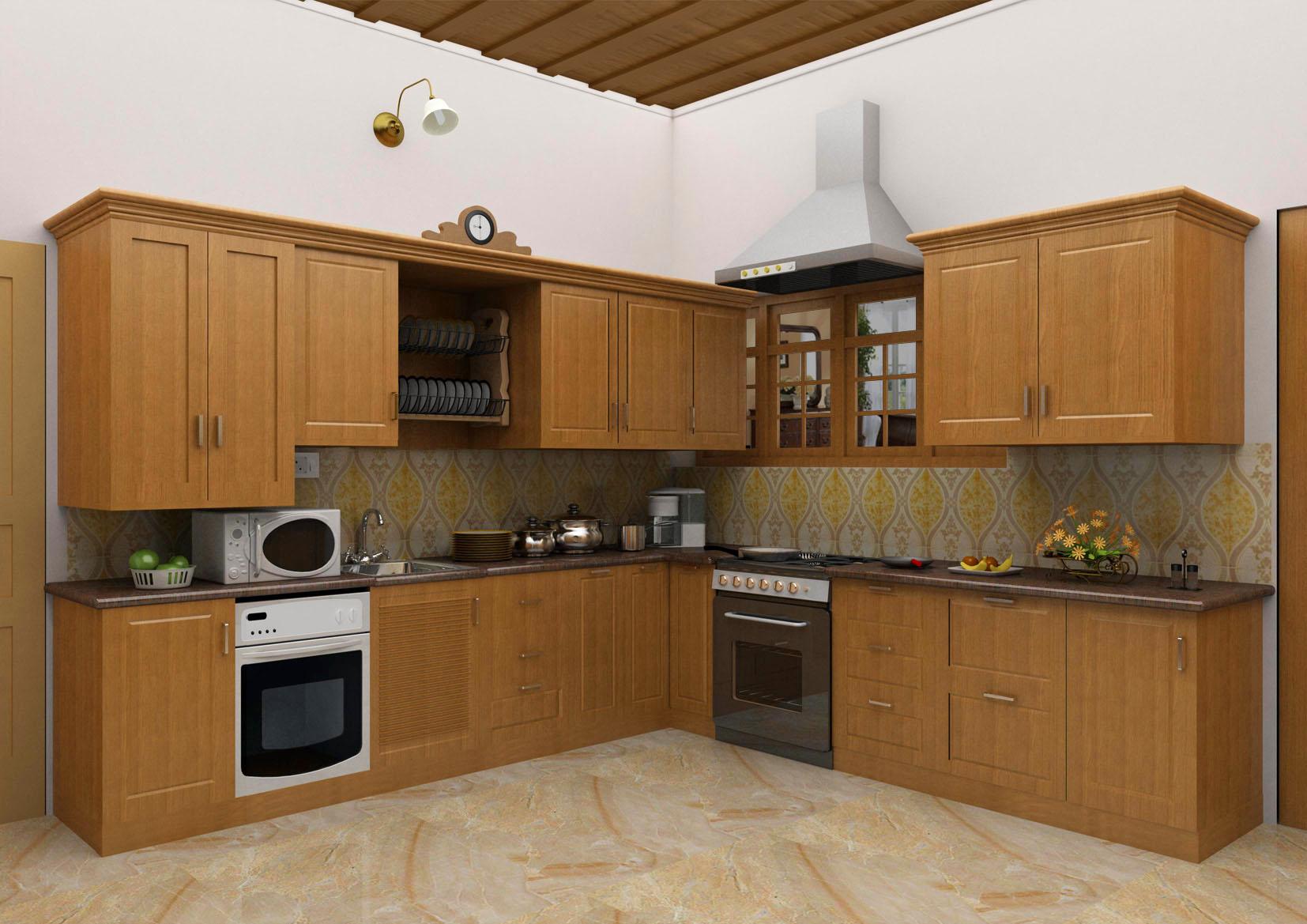 Auto Fresh Modular Kitchen